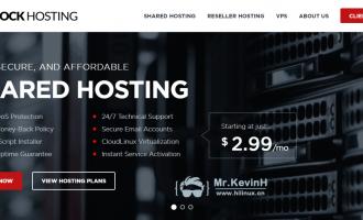 Shock Hosting:$2.24/月/不限空间/不限流量/独立IP/1G端口/QN洛杉矶