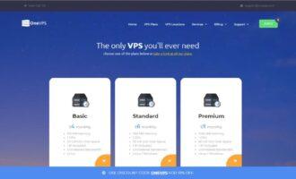 『资讯』OneVPS – 新加坡直连/8美元每月/不限流量/9折一次性折扣