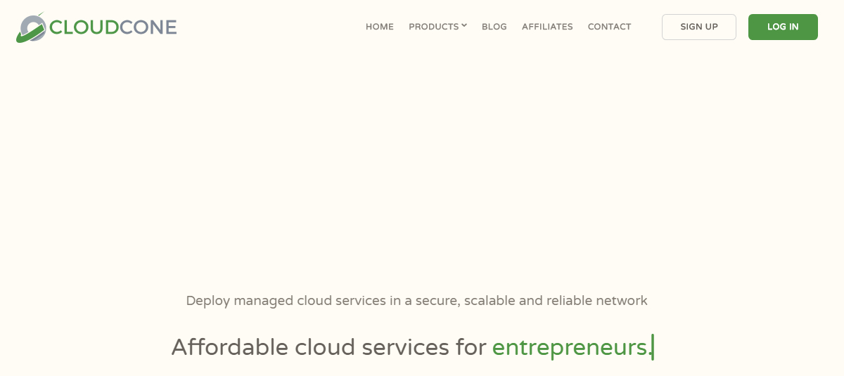 『优惠』CloudCone - 2G内存/50G硬盘/2T流量/KVM/免费cPanel面板/月付15美元 干货分享 第1张