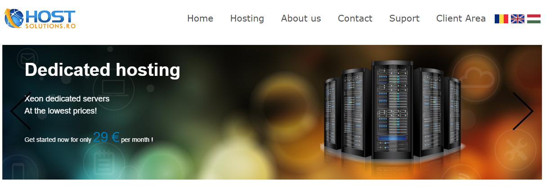 『优惠』Hostsolutions - 所有存储型VPS 7折优惠/无视DMCA/1TB硬盘 月付仅需4欧元/限量预售 干货分享 第1张
