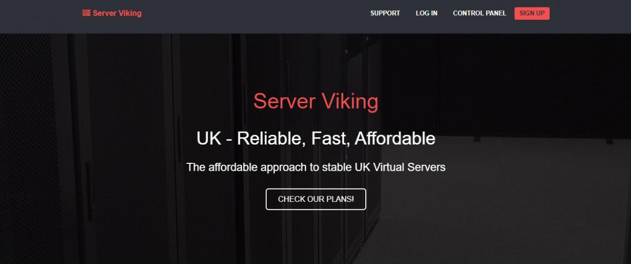 『黑五』ServerViking - 2G内存/500G硬盘/2TB流量/英国大盘鸡/月付4.99欧元 资讯 第1张
