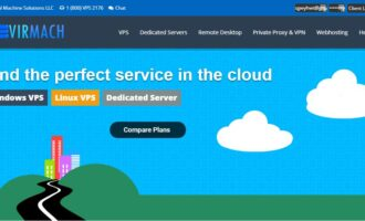 『VPS』Virmach – 1核/512M内存/500G硬盘/10G带宽/5T流量/年付35美元/春季特价套餐年付10美元