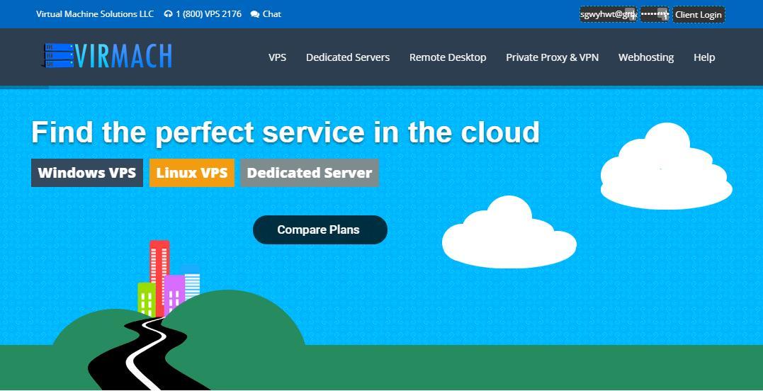 『VPS』Virmach - 1核/512M内存/500G硬盘/10G带宽/5T流量/年付35美元/春季特价套餐年付10美元 资讯 第1张