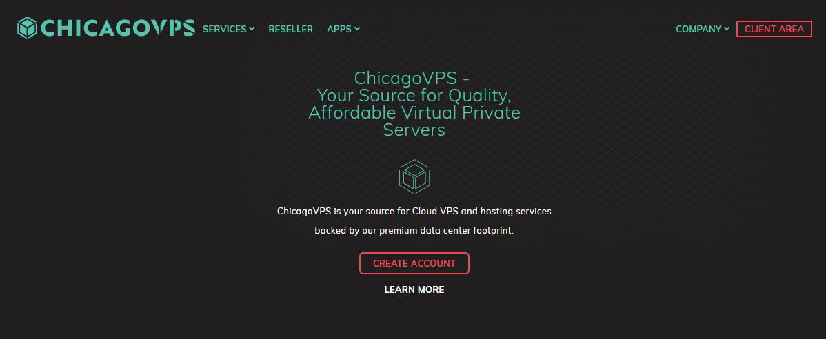 『优惠』ChicagoVPS-全场20%促销优惠/2G内存/60G硬盘/KVM/月付最低仅需4美元 干货分享 第1张