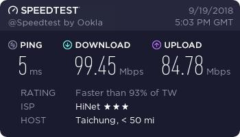 『测评』Natcloud - 台湾Hinet Nat VPS深度测评报告/附优惠码/带宽竟然能跑满? 主机测评 第2张