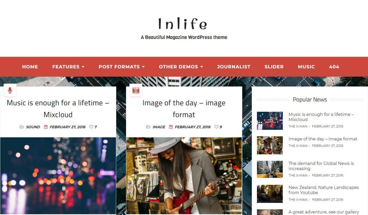『主题』Themeforest - 1月限免WordPress主题下载/总价值79美元 做站分享 第3张