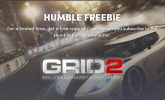 『限免』周末喜加一 – Humble Bundle免费领《超级房车赛:起点2》总价值160元