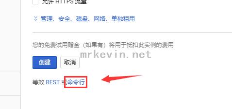 『教程』GCP香港地区实例创建教程(控制台目前有bug无法创建) 教程分享 第8张