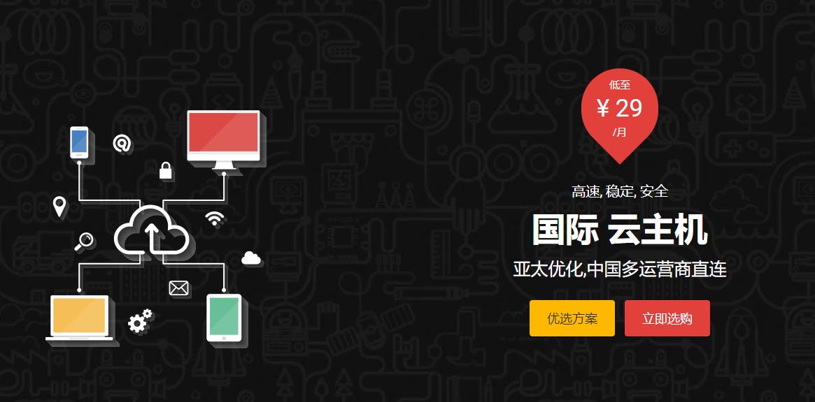 『预售』CloudIPLC – 女神节惊喜/HK CMI 开始接受限量预定/季付仅需149元 资讯 第1张