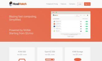 『评测』HostHatch – 1G内存 / 1T存储 / 2T流量 / 洛杉矶 / 斯德哥尔摩 / 月付$5