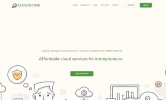 『优惠』CloudCone – 洛杉矶MC / 1核 / 512MB / 10GB 硬盘 / 1T 流量 / 月付 $1.8