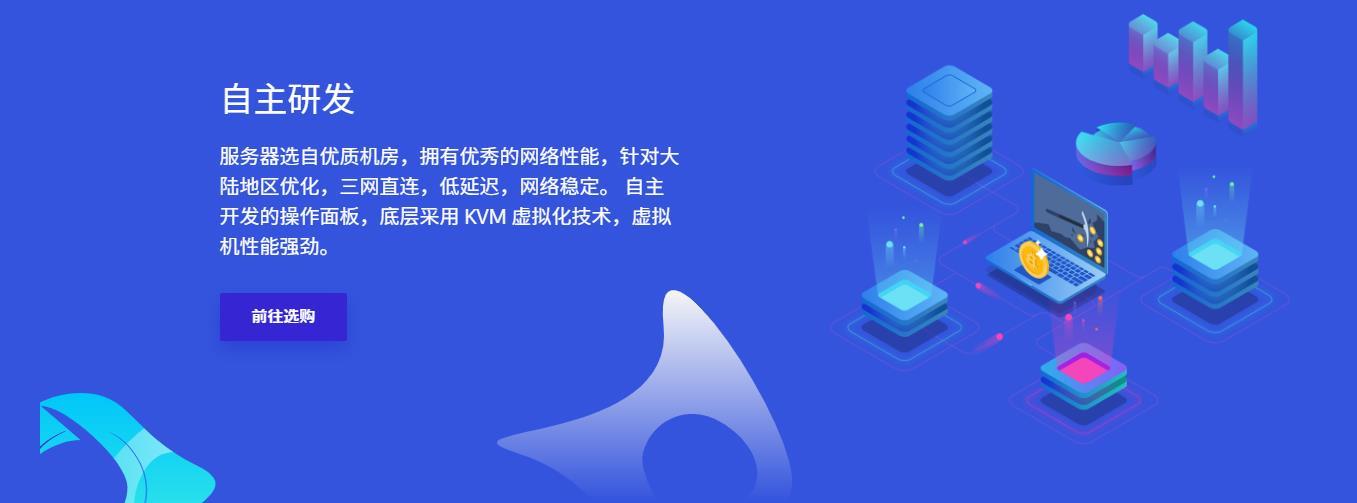 #优惠#修罗云 - 1核 1G内存 25G SSD 20M带宽 KVM 美国 香港建站区 月付49元 资讯 第1张