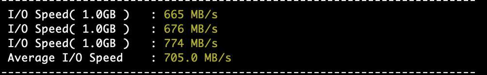 #上新#XXMHOST - 美国洛杉矶安畅CN2 1核 1G内存 15G SSD 100M带宽 1.5T流量 月付57元起 附测试数据 CN2 VPS 第3张